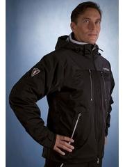 Куртка Besson Sestriere black