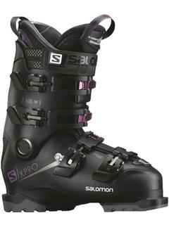 Горнолыжные ботинки Salomon X Pro 100 W (18/19)