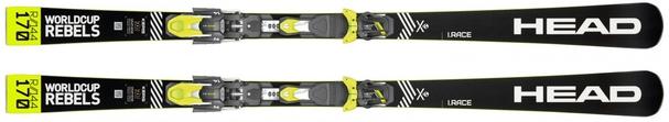 Горные лыжи Head Worldcup Rebels i.Race + крепления Freeflex Evo 14 (19/20)