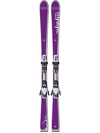 Горные лыжи с креплениями Fischer Pure RF my style + V9 My Style 12/13