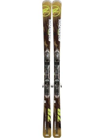 Горные лыжи с креплениями Rossignol Experience 78 TPI2 + AXM 110 L TPI Dk Grey 12/13
