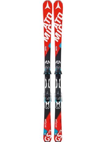 Горные лыжи Atomic Redster Edge GS + крепления XT 12 16/17