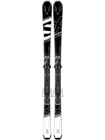 Горные лыжи Salomon X-Max X12 + крепления XT 12 Ti 17/18