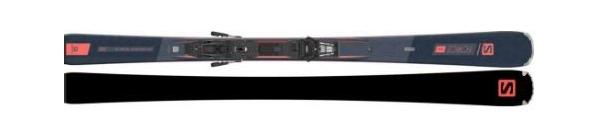 Горные лыжи Salomon S/Force Fever + крепления M12 GW F80 21/22 (20/21)