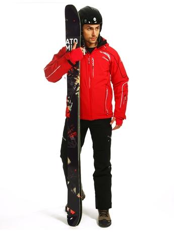Горнолыжная куртка Schoffel Dean Red