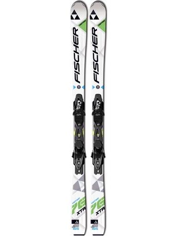 Горные лыжи Fischer XTR Motive 76 + крепления RS 10 15/16