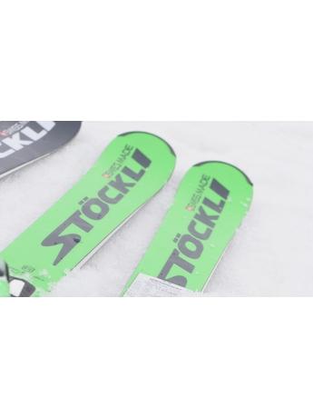 Горные лыжи Stockli Laser SX + крепления SP 12 Ti 18/19