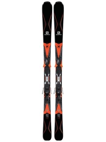 Горные лыжи Salomon X-Drive 8.0 Ti + крепления XT 12 16/17
