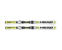 Горные лыжи Head Supershape Team LR + крепления LRX 4.5 AC (15/16)