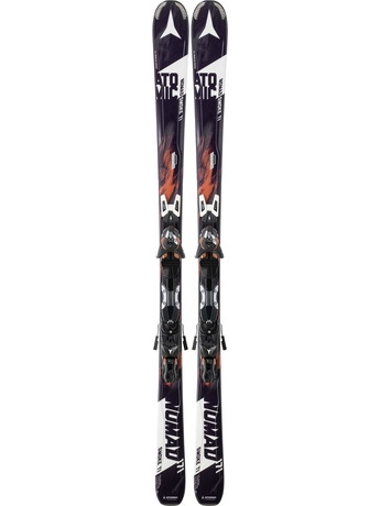 Горные лыжи Atomic Smoke Ti + крепления XTO 12 15/16
