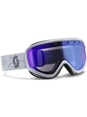 Маска Scott Capri White Silver / Illuminator Blue Chrome