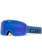 Маска Giro Cruz Blue Wordmark / Grey Cobalt 10