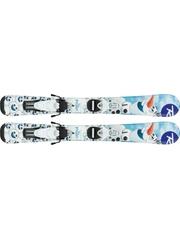 Горные лыжи Rossignol Frozen Baby + крепления Team 4