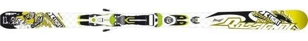 Горные лыжи Rossignol X-Fight 5 + крепления AXIUM 100 (07/08)