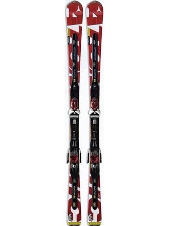 Горные лыжи Atomic D2 Race SL + крепления NEOX TL 12 10/11