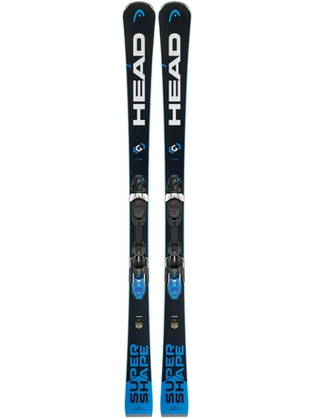 Горные лыжи Head i.Supershape Titan + крепления PRD 12 17/18